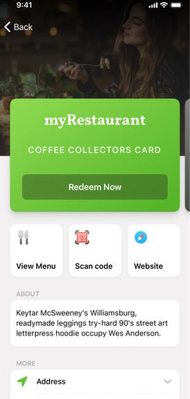 Center App Image